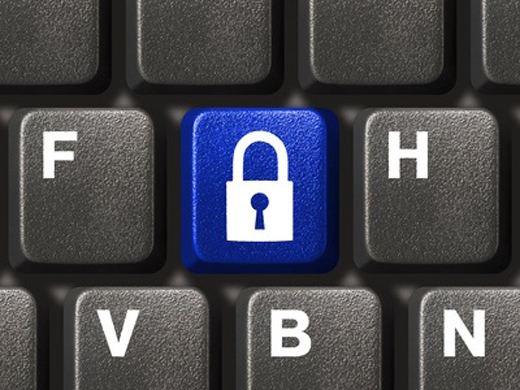 giữ bí mật password