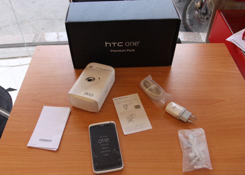 HTC One X _32GB Xách Tay Mới 100% . BH 24 Tháng Giá 5Tr