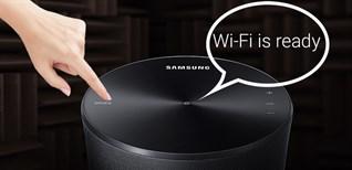 Cách kết nối loa không dây Samsung WAM1500 với Smart tivi Samsung qua wifi