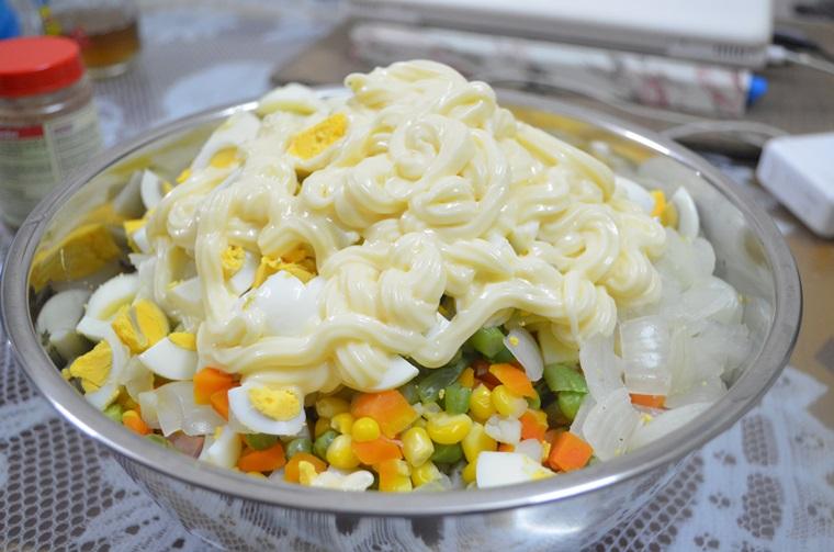 Sốt mayonnaise nên sử dụng trong 2 tháng sau khi mở bao bì