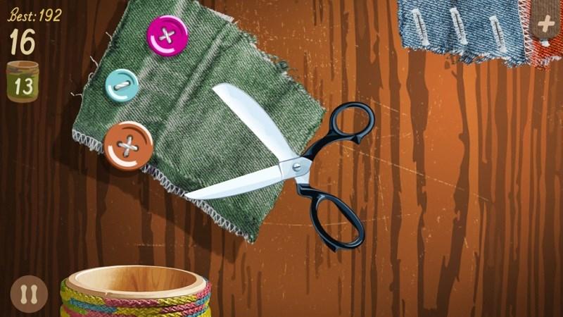 Hình ảnh trong game Cut the Buttons