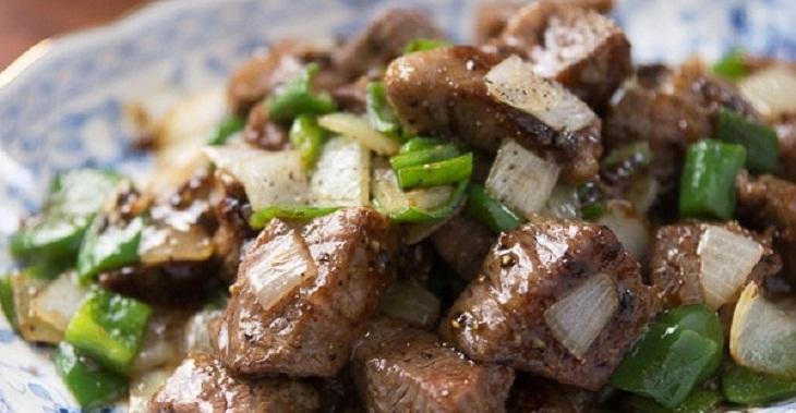 Các món từ thịt bò, heo
