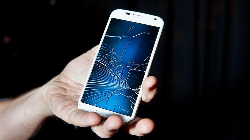 Màn hình smartphone chống vỡ