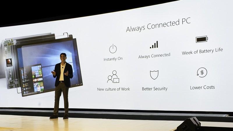 Samsung và Xiaomi có thể tham gia vào sân chơi Always Connected PC