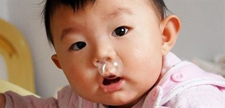 Cách xử trí khi trẻ bị nghẹt mũi mà cha mẹ nên biết