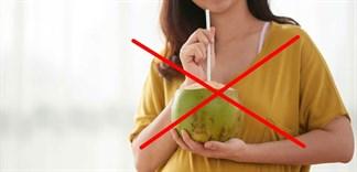 Những thời điểm tuyệt đối không nên uống nước dừa