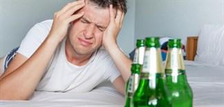 Mẹo trị đau đầu khi uống rượu bia