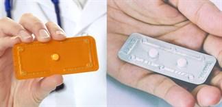 Sự khác nhau giữa thuốc tránh thai khẩn cấp loại 1 viên và 2 viên