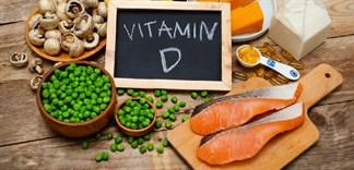 Các loại thực phẩm giàu vitamin D dễ kiếm tại nhà