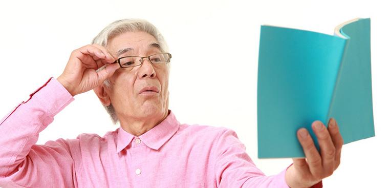Tìm hiểu về bệnh viễn thị