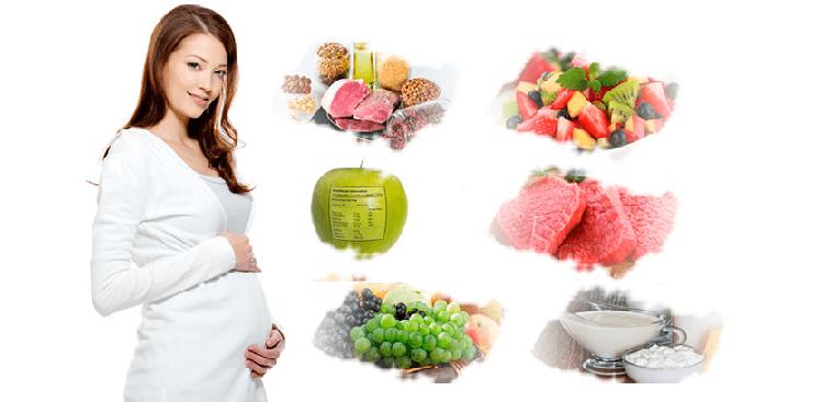 Hỏi đáp với chuyên gia về dinh dưỡng trong thai kỳ