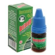 Cồn thuốc trị đau răng, viêm nướu, nha chu Dentanalgi 7ml