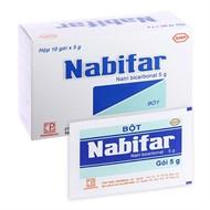 Bột Nabifar hộp 10 gói