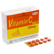 Thuốc vitamin C 500mg...