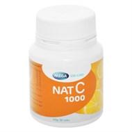 Viên uống Nat C 1000mg chai 30 viên