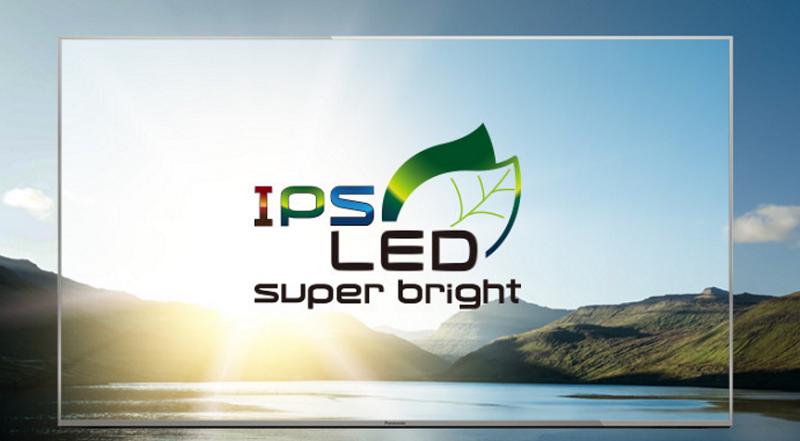 Smart Tivi Panasonic 43 inch TH-43ES500V - Màn hình IPS LED