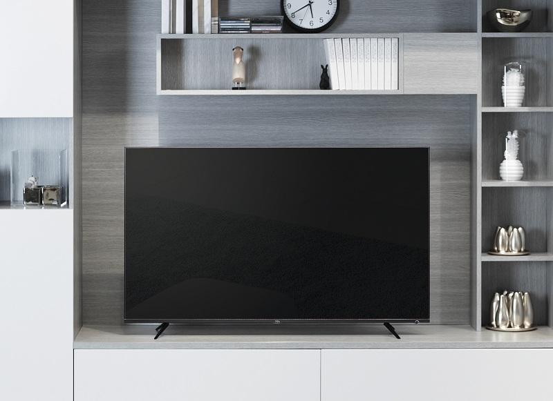 Smart Tivi TCL 4K 50 inch L50P6 – Thiết kế đầy cuốn hút