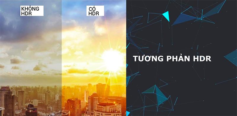 Smart Tivi TCL 4K 50 inch L50P6 – Công nghệ HDR
