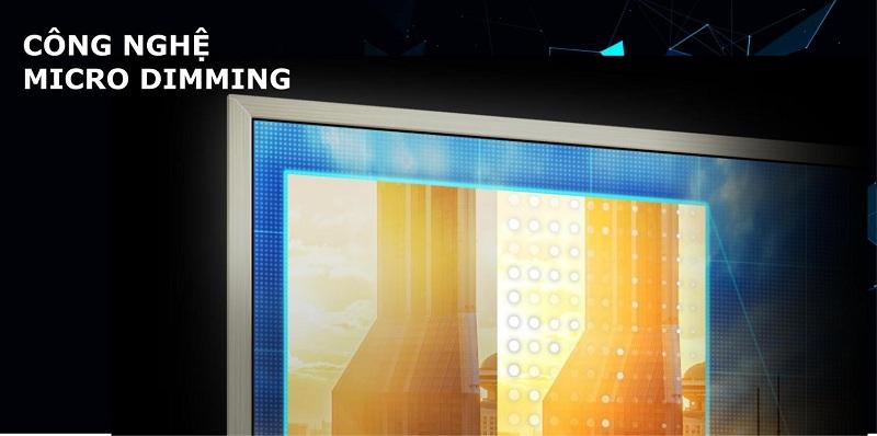 Smart Tivi TCL 4K 50 inch L50P6 – Công nghệ Micro Dimming