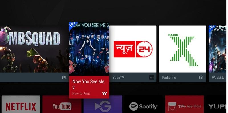 Smart Tivi TCL 4K 50 inch L50P6 – Nhiều ứng dụng giải trí hấp dẫn