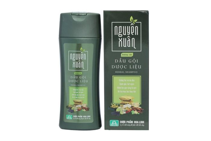 Dầu gội dược liệu Nguyên Xuân dưỡng tóc chai 200ml-Nhà thuốc An Khang