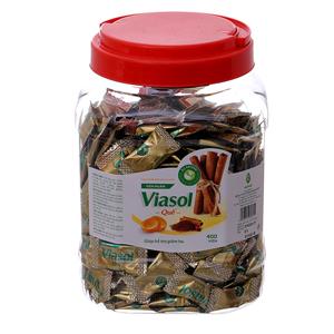 Kẹo ngậm Viasol Quế