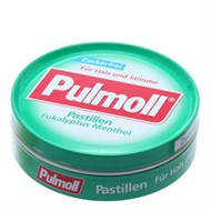 Kẹo Pulmoll Eukalyptus Menthol