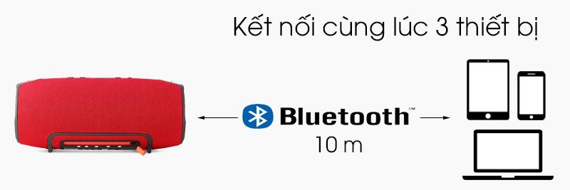Loa Bluetooth JBL Xtreme - Hỗ trợ công nghệ kết nối Bluetooth 4.1