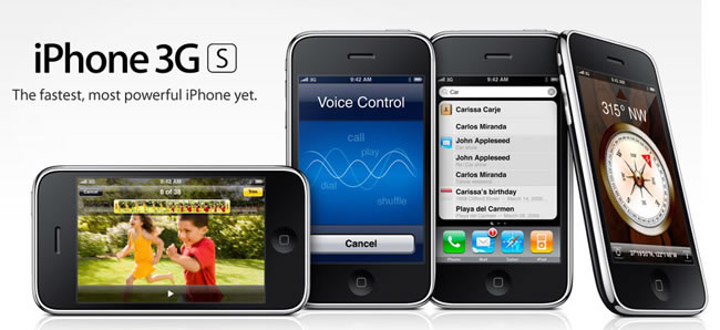 iPhone 3GS được trang bị hệ điều hành iOS 5.1.1