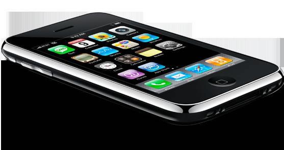 iPhone 3GS được thiết kế theo phong cách thời trang
