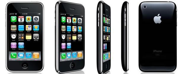 Toàn diện iPhone 3GS