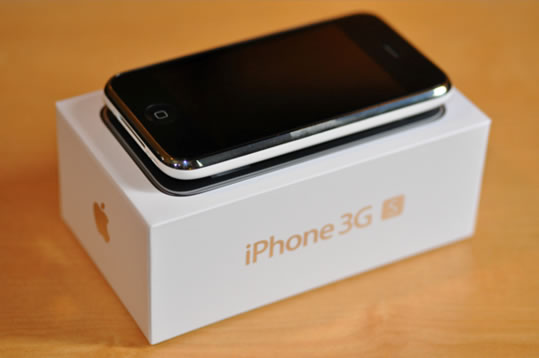 Hộp đựng iPhone 3GS