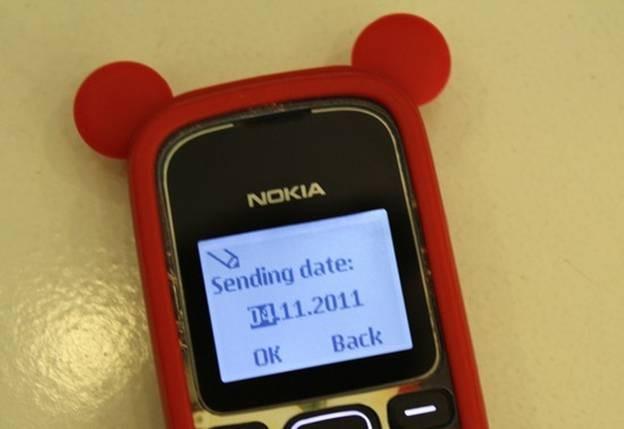 Chức năng nhắn tin nhanh tiện dụng trên Nokia 1280