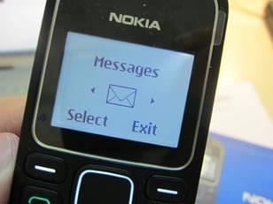 Nokia 1280 có giá siêu rẻ