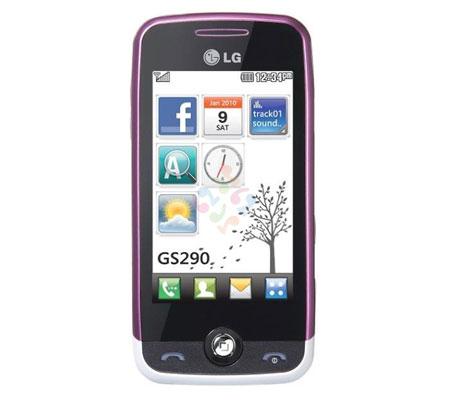 LG GS290 thế giới đầy màu sắc  1.549.000 VNĐ