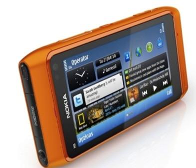 Nokia N8 có màn hình AMOLED 3,5 inch