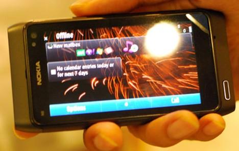 N8 hỗ trợ hầu hết các định dạng phim