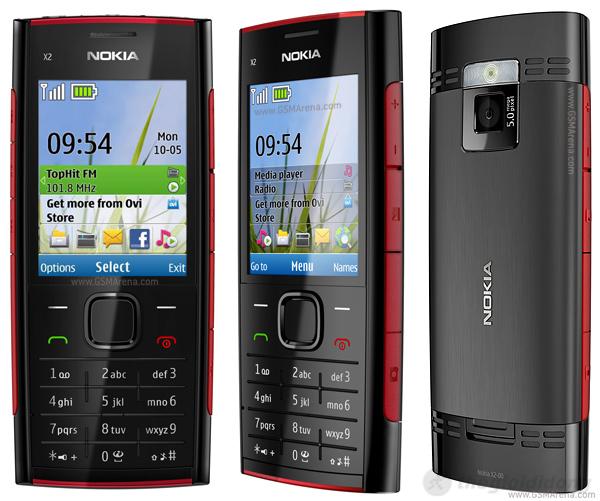 Nokia X2 với thiết kế hoàn toàn khác biệt