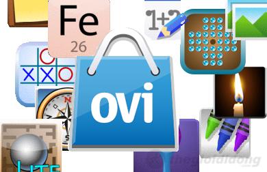 Kho ứng dụng phong phú từ Ovi Store