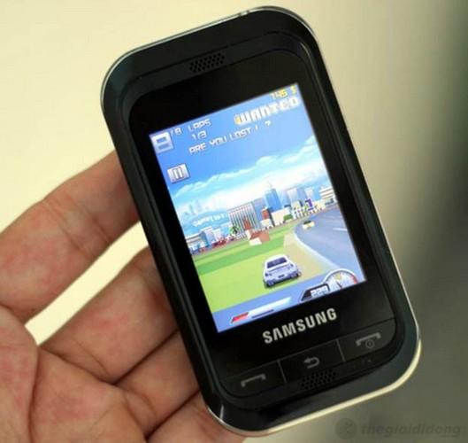 Samsung Champ cho thời gian sử dụng pin khá tốt