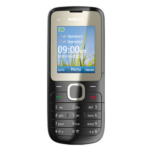 Điện thoại Nokia C2-00