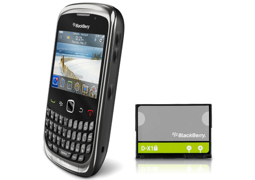 Pin BlackBerry Curve 9300