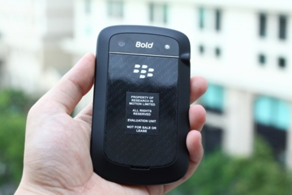 Camera BlackBerry Bold Touch 9900