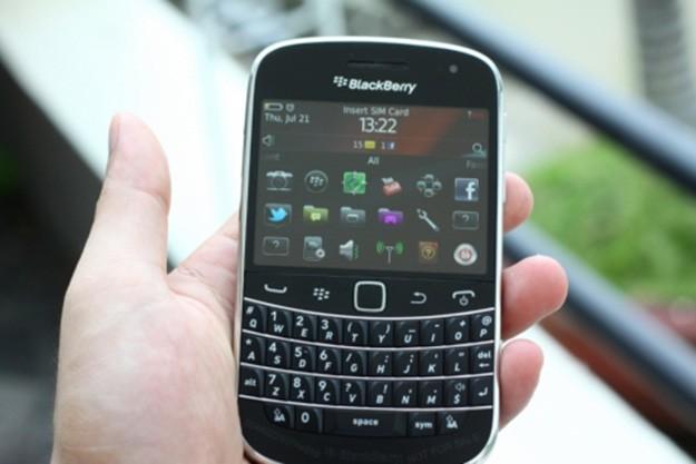 Màn hình BlackBerry Bold Touch 9900