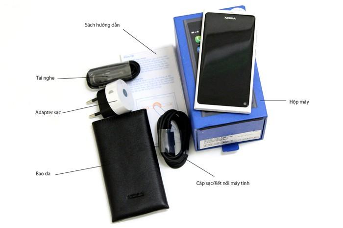Bộ bán hàng chuẩn Nokia N9