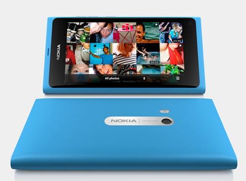 N9 có thiết kế nguyên khối