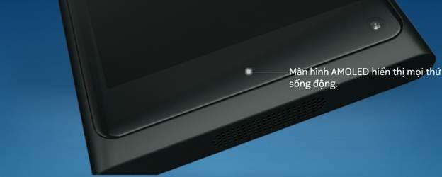 N9 - màn hình amoled