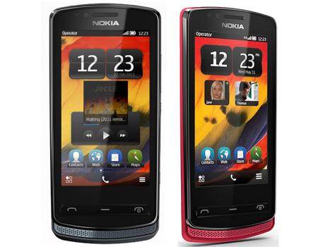 Nokia 700 - màn hình amoled