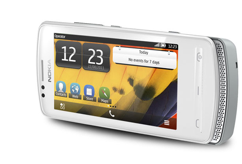 Nokia 700 - NFC