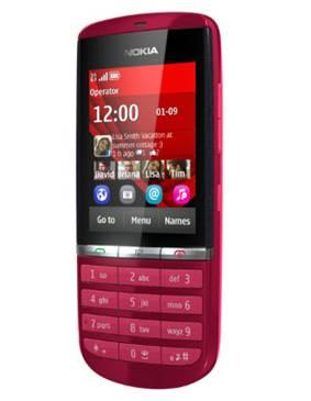 Nokia Asha 300 nhỏ mà có vỏ
